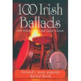 100 Irish ballads
