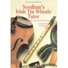Soodlum's Irish Tin Whistle tutor