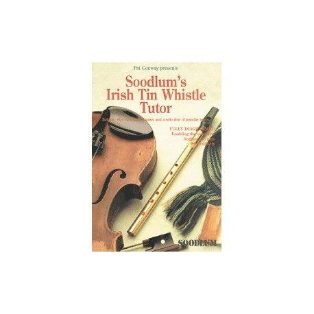 Soodlum's Irish Tin Whistle tutor