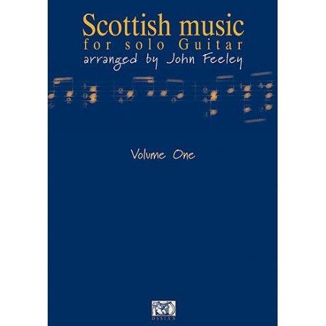 Guitare - Scottish music for solo guitar