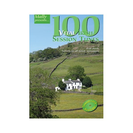 100 Irish session tunes series