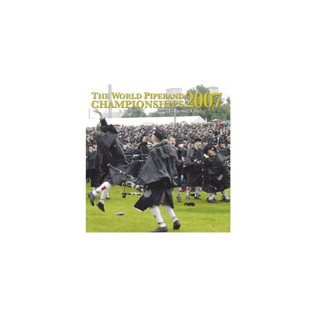 The World Pipe Band Championships (CD depuis 1998)