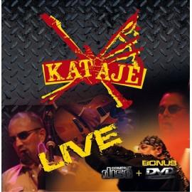 KATAJE - Live (CD & DVD)