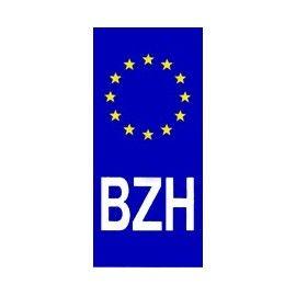 Immatriculation BZH