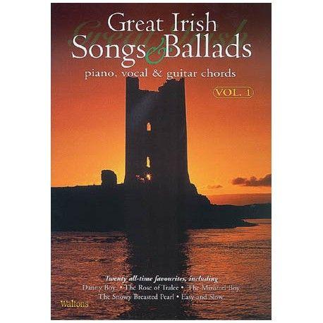 Great Irish songs & ballads