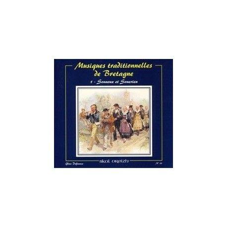 Musiques traditionnelles de Bretagne (2 tomes)