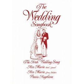 The Irish wedding songbook