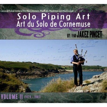 Jakez PINCET - Art du Solo de Cornemuse (Volume II - 2 CD)