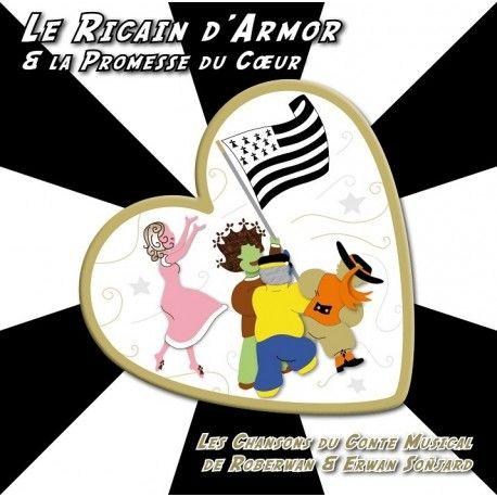 ROBERWAN - Le Ricain d'Armor & La Promesse du Cœur