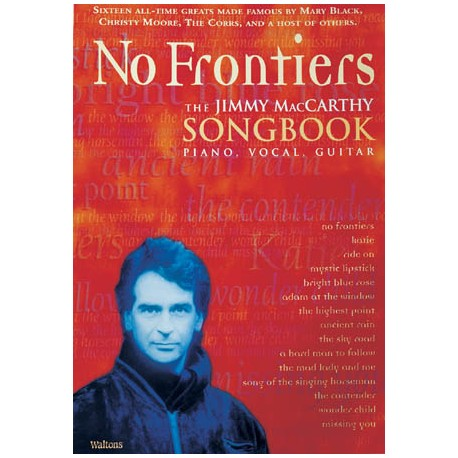No Frontiers - Jimmy MacCarthy