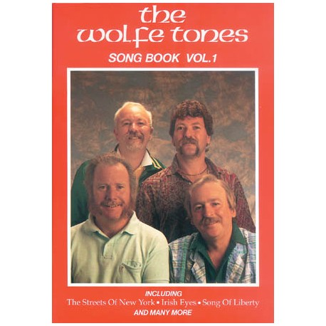 The Wolfe Tones song book