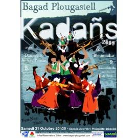 BAGAD PLOUGASTELL - Kadañs (DVD)