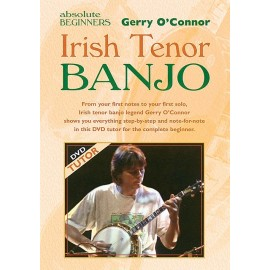Banjo - Absolute beginners Irish tenor banjo (DVD)