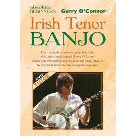 Banjo - Absolute beginners Irish tenor banjo (DVD)