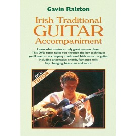 Guitare - Irish traditional Guitar accompaniment (DVD)