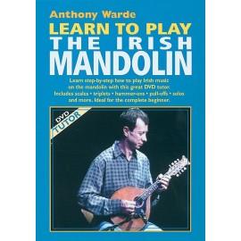 Mandoline - Learn to play the Irish mandolin (DVD)