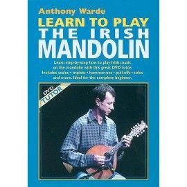 Mandoline - Learn to play the Irish mandolin (DVD)