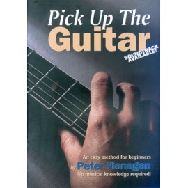 Guitare - Pick up the guitar