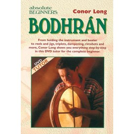 Bodhran - Absolute beginners Bodhran (DVD)