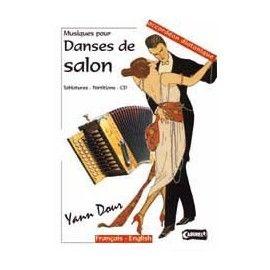 Musiques pour danses de Salon