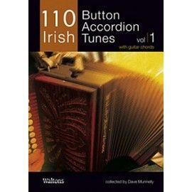 110 best Irish button accordion tunes