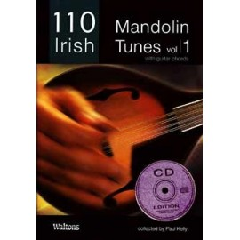 Mandoline - 110 best Irish mandolin tunes