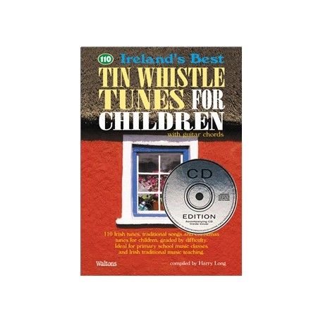 110 best tin whistles tunes for children