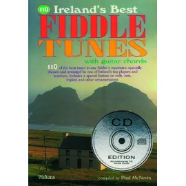 110 Ireland's best Fiddle Tunes