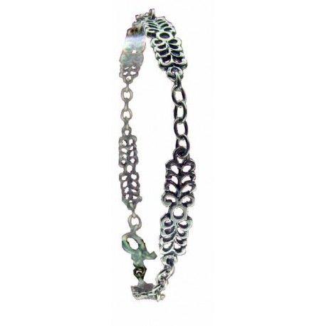Bracelet palmettes
