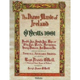 The dance music of Ireland - O'Neills 1001