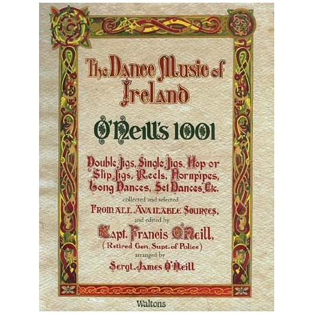 The dance music of Ireland - O'Neills 1001