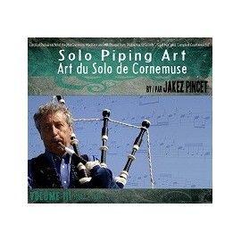 Jakez PINCET - Art du Solo de Cornemuse (Volume III - 2 CD)