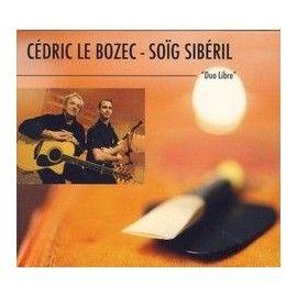 LE BOZEC / SIBERIL - Duo libre