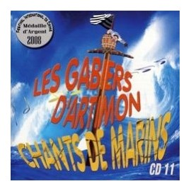 LES GABIERS D'ARTIMON - Chants de Marins (Vol. 11)