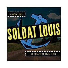 SOLDAT LOUIS - Itinéraires