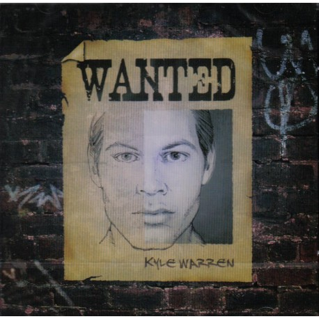 Kyle WARREN - Wanted