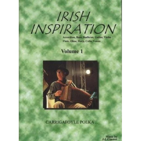 Irish inspiration (2 volumes)