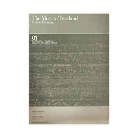 The MacArthur - MacGregor manuscript of Piobaireachd (1820)