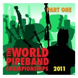 The world pipe band championships 2011  - CD