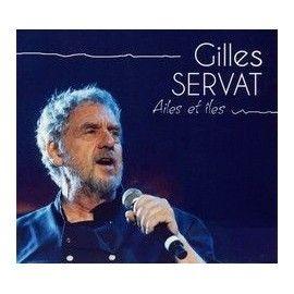 Gilles SERVAT - Ailes et îles