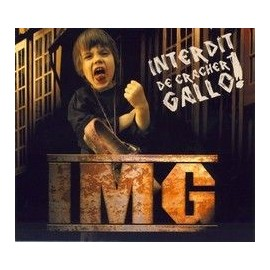 IMG - INTERDIT DE CRACHER GALLO !