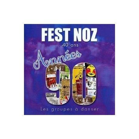FEST-NOZ - Années 90
