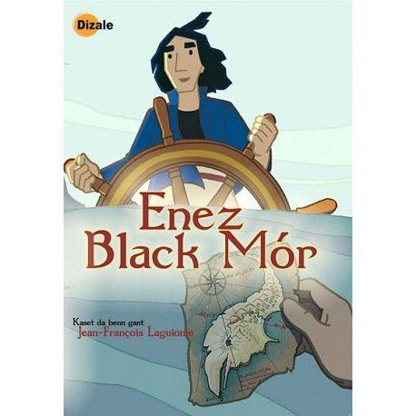 DVD - ENEZ BLACK MOR