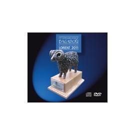 Championnat national des Bagadoù - Lorient 2011 (CD /DVD)