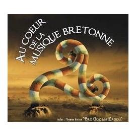 Au Coeur de la Musique Bretonne (2 CD)
