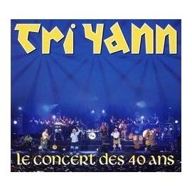 Tri Yann, Le concert des 40 ans