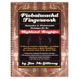 Piobaireachd Fingerwork - Jim Mc Gillivray