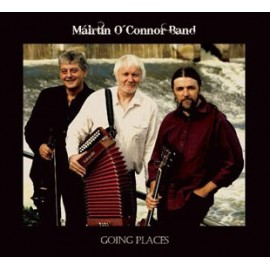 Mairtin O'CONNOR BAND - GOING PLACES