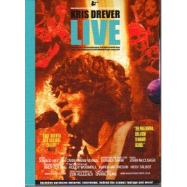 DVD - Kris DREVER - LIVE