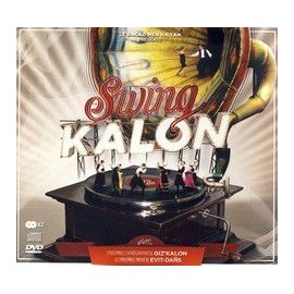 MEN HA TAN et GIZ'KALON - SWING KALON EVIT DANS - CD et Dvd
